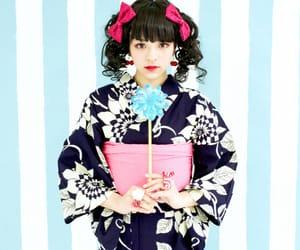 japan, japanese fashion, and yukata image