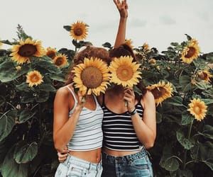 friendship, bestfriends, and friends image