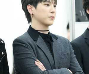 baby, himchan, and kimhimchan image