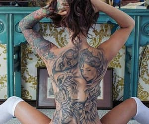 body, open, and tatto image