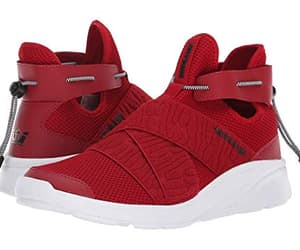 red, shoes, and supra anevay image