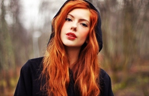 Ginger Girl Love Pretty Red Hair Inspiring Picture On
