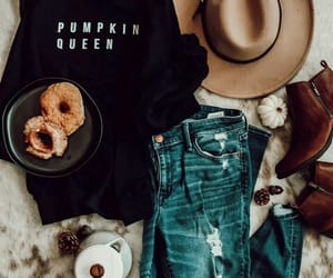 autumn, fashion, and street style image