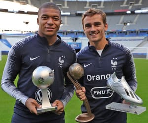 football, france, and french image