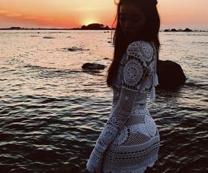 girl, summer, and cindy kimberly image