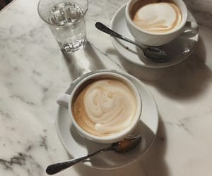 aesthetic, coffee, and drinks image