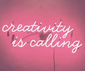 creativity, quotes, and hot pink image