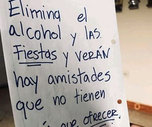 alcohol, amor, and amistad image