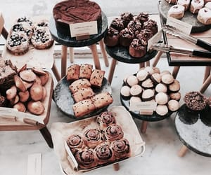 bakery, breakfast, and delicious image