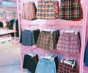 fashion, skirt, and 90s image