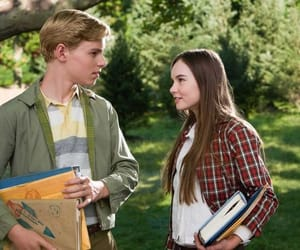 flipped, movie, and callan mcauliffe image