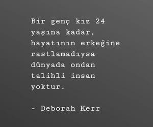deborah kerr, alıntı, and türkçe sözler image