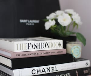 books, chanel, and inspo image