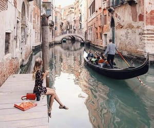 cool, italy, and venecia image