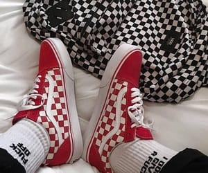 fashion, shoes, and vans image