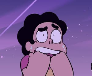 scare and steven universe image