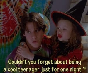hocus pocus, movie, and teenager image