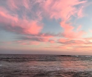girly, summer, and sunset image