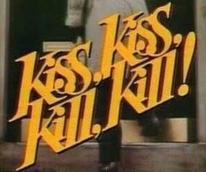 yellow, kiss, and kill image