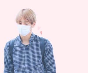 bts, taehyung, and pastel image