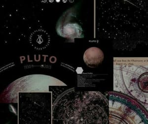 wallpaper, pluto, and planet image