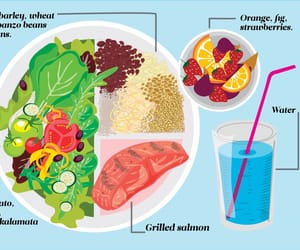 diet, grains, and health image