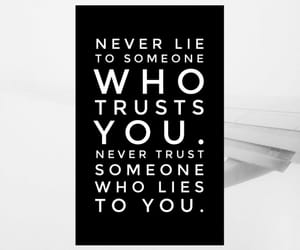 frases, lie, and never image