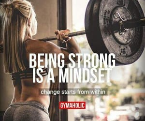 fitness, body, and motivation image