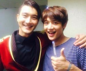 Minho, SHINee, and siwon image
