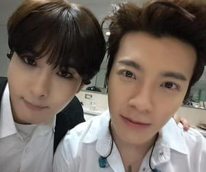 Cho Kyuhyun, donghae, and Lee Donghae image