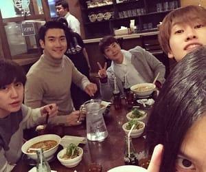 choi siwon, Leeteuk, and ryewook image