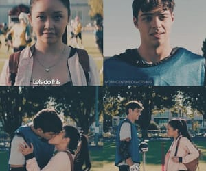 to all the boys, lara jean, and peter kavinsky image