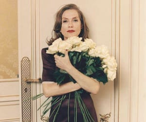girl, pretty, and isabelle huppert image