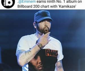 eminem, music, and rap image