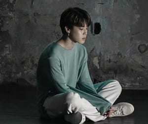 bts, jimin, and aesthetic image