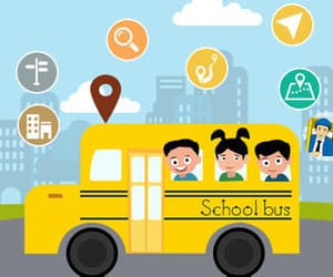bike gps tracking device, truck tracking, and school bus tracker image