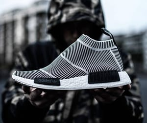 adidas, shoes, and primeknit image