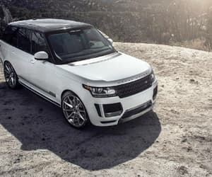 automobile, other, and range rover image