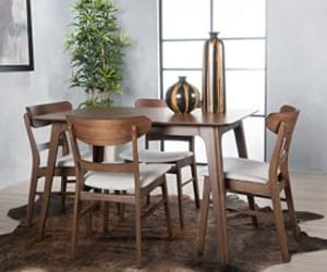 dining room, interior decor, and furniture image