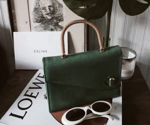 green, bag, and celine image