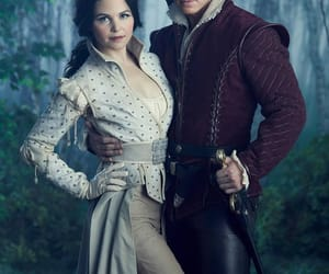 once upon a time, mary margaret, and joshua dallas image