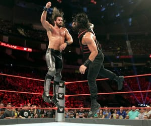 wwe, the shield, and roman reigns image