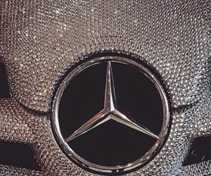 luxury, car, and glitter image