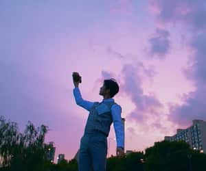 aesthetic, park jinyoung, and got7 image