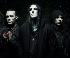 motionless in white, ricky olson, and ricky horror image