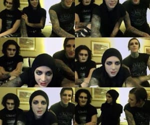 ghost, miw, and motionless in white image