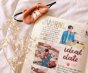 exo, journal, and wreck this journal image