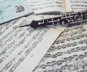 music, oboe, and oboe aesthetic image