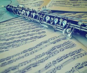 aesthetic, music, and oboe image