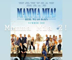 mamma mia, movie, and just girly things image